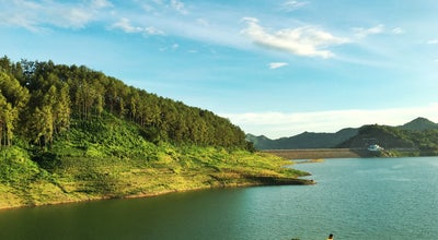 Photo of Lake Bendungan Wonorejo at Wonorejo, Pagerwojo, Indonesia