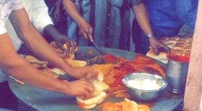 Photo of Indian Restaurant Supraja Pavbhaji at Park Chowk, solapur 413002, India