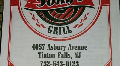 Photo of American Restaurant Tony's Wings & Grill at 4057 Asbury Ave, Tinton Falls, NJ 07753, United States