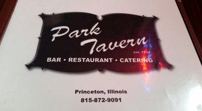 Photo of American Restaurant Park Tavern at Princeton, IL 61356, United States