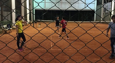 Photo of Tennis Court Academia De Tenis Jane Porfírio at Brazil