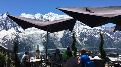 Photo of French Restaurant Le Panoramic at Chamonix-Mont-Blanc 74400, France