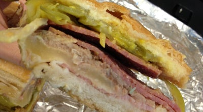 Photo of Cuban Restaurant Margon at 136 W 46th St, New York, NY 10036, United States