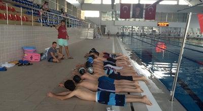 Photo of Pool Karabük Kapalı Yüzme Havuzu at Karabük, Turkey