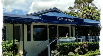 Photo of Cafe Pelican Cafe at Us Highway 1, Lake Park, FL 33403, United States