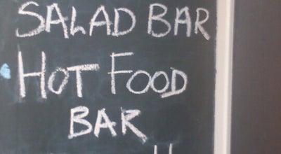 Photo of Modern European Restaurant Blazing Salads Food Co. at 42 Drury Street, Dublin 2, Ireland