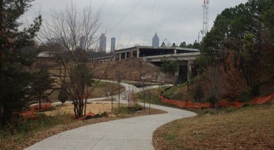 Photo of Trail Atlanta BeltLine Corridor under Freedom Pkwy at Beltline Corridor, Atlanta, GA 30312, United States