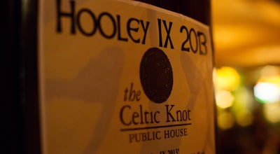 Photo of Pub Celtic Knot Public House at 626 Church St, Evanston, IL 60201, United States