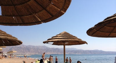 Photo of Beach Royal Beach at Eilat, Israel