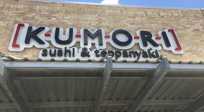 Photo of Sushi Restaurant Kumori at 3340 Pablo Kisel Blvd, Brownsville, TX 78526, United States