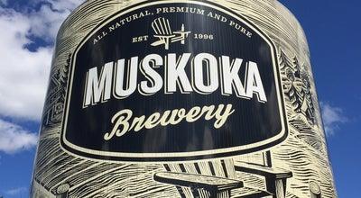 Photo of Brewery Muskoka Brewery at 1964 Muskoka Beach Rd, Bracebridge, ON P1L 1V4, Canada