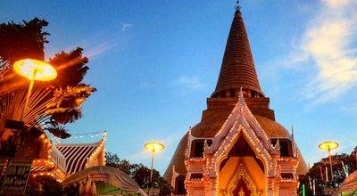 Photo of Historic Site งานนมัสการองค์พระปฐมเจดีย์ at บริเวณโดยรอบองค์พระปฐมเจดีย์, อำเภอเมือง, Thailand