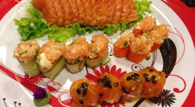 Photo of Japanese Restaurant Sushi & Yaki at Av. Brasil, 3532, Ponta Porã, Brazil