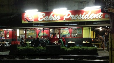 Photo of Meatball Place Bakso President at Jl. Batanghari No. 5, Malang, Indonesia