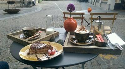 Photo of Coffee Shop Café Tartine at Sint-maartenskerkstraat 11, Kortrijk 8500, Belgium