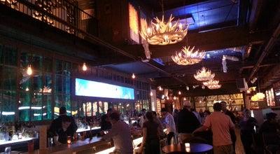 Photo of New American Restaurant The Lodge Bar + Grill at 79 W Chippewa St, Buffalo, NY 14202, United States
