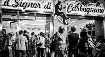 Photo of Ice Cream Shop Il Signor di Carbognano at Via Notarbartolo 2/c, Palermo 90141, Italy