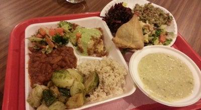Photo of Vegetarian / Vegan Restaurant Hare Krishna Temple Cafeteria / Govinda's Kitchen at 305 Schermerhorn St, Brooklyn, NY 11217, United States