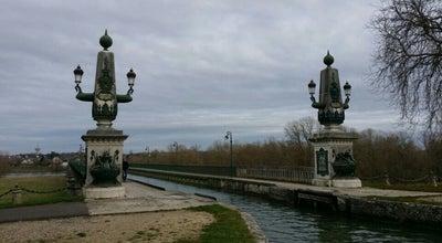 Photo of Bridge Pont-canal de Briare at Pont-canal De Briare, Briare 41250, France