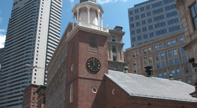 Photo of Historic Site Old South Meeting House at 310 Washington St, Boston, MA 02108, United States