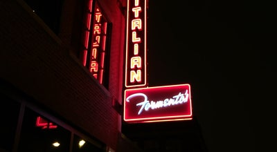 Photo of Italian Restaurant Formento's at 925 W Randolph St, Chicago, IL 60607, United States