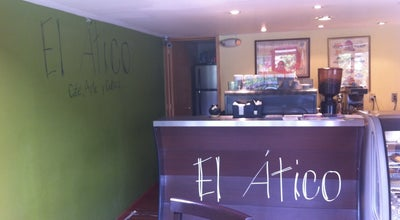Photo of Coffee Shop El Ático café at Av. Guadalupe # 1496, Mexico
