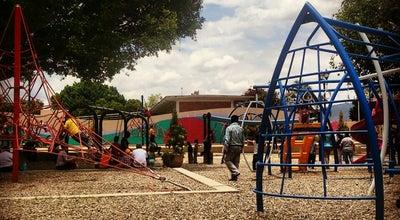 Photo of Playground Parque Recreativo Infantil Oaxaca at Mexico