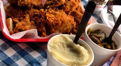 Photo of Fried Chicken Joint Champy's Famous Fried Chicken at 526 E Ml King Blvd, Chattanooga, TN 37403, United States