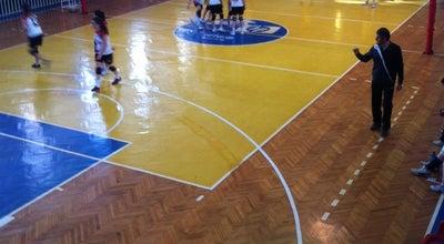 Photo of Basketball Court Atatürk Spor Salonu at Sivas 58040, Turkey