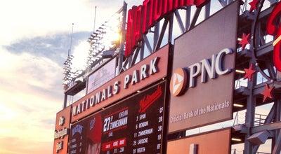 Photo of Baseball Stadium Nationals Park at 1500 S Capitol St Se, Washington, DC 20003, United States