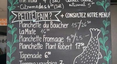 Photo of Cafe Le Café littéraire at 33, Quai Perdonnet, Vevey 1800, Switzerland