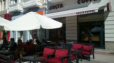 Photo of Cafe Costa Coffee at Ул. Генерал Гурко 13, Пловдив, Bulgaria