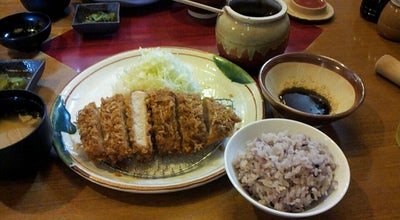 Photo of Japanese Restaurant 名代とんかつ勝富 掛川店 at 細田210, 掛川市 436-0048, Japan
