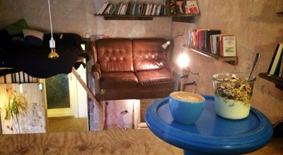Photo of Coffee Shop leuchtstoff - Kaffeebar at Siegfriedstr. 19, Berlin 12051, Germany