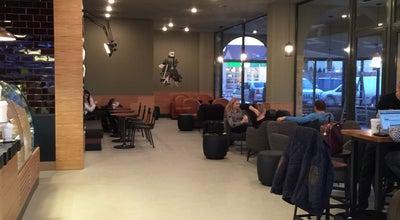Photo of Coffee Shop Starbucks Reserve at Str. Erou Iancu Nicolae Nr. 67, Voluntari 077190, Romania