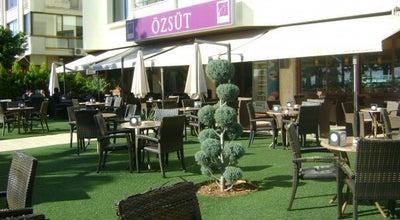Photo of Cafe Özsüt at Palmiye Mah., Adnan Menderes Bulvarı, No: 17, Mersin 33110, Turkey