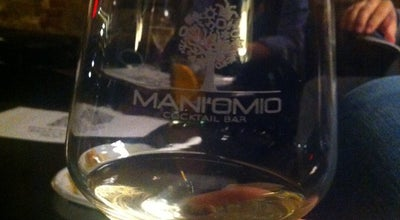 Photo of Cocktail Bar Mani'omio at Piazza Sant'omobono, 11, Pisa 56126, Italy