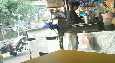 Photo of Breakfast Spot ก๋วยเตี๋ยวรสเผ็ด (หน้าบุญวาทย์) at หัวเวียง, ลำปาง, จังหวัดลำปาง, Thailand
