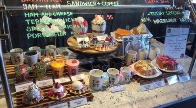 Photo of Cafe Caffe bene at Suwanee, GA 30024, United States