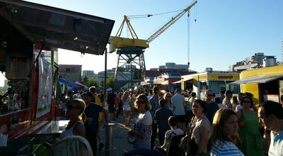 Photo of Market Shipyards Night Market at North Vancouver, Canada
