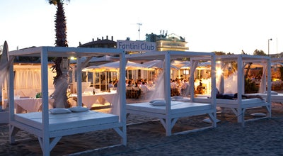 Photo of Beach Fantini Club at Lungomare Grazia Deledda 182, Cervia 48015, Italy