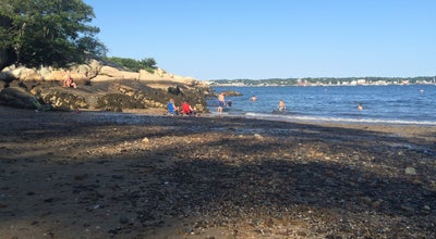 Photo of Beach Half Moon Beach at 25-99 Hough Ave, Gloucester, MA 01930, United States