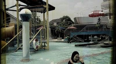 Photo of Pool La Diva Water Splash at Jl. Raya Menganti, Gresik, Indonesia