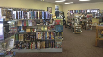 Photo of Toy / Game Store Hero Complex at 2020 N Woodlawn St, Wichita, KS 67208, United States