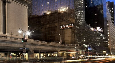 Photo of Hotel Grand Hyatt New York at 109 East 42nd Street, New York City, NY 10017, United States