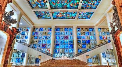 Photo of Art Museum Museu de Arte Brasileira MAB-FAAP at R. Alagoas, 903, São Paulo 01242-020, Brazil