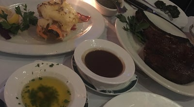 Photo of Steakhouse Empire Steak House at 237 West 54th Street, New York, NY 10019, United States