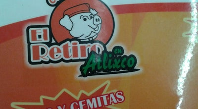 "Photo of BBQ Joint Carnitas ""El Retiro"" at Atlixco, Mexico"