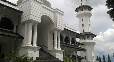 Photo of Mosque Masjid AR Fachruddin at Universitas Muhammadiyah Malang Kampus Iii, Malang 65144, Indonesia
