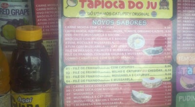 Photo of Tapiocaria Tapioca do Ju at Av Dos Autonomistas, 1828, Osasco 06010-067, Brazil
